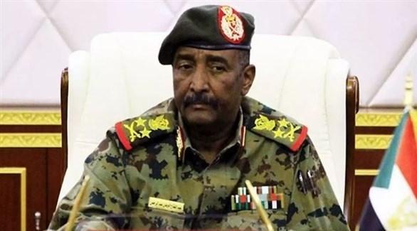 رئيس المجلس العسكري الانتقالي السوداني عبد الفتاح البرهان (أرشيف)
