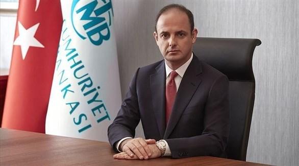 محافظ البنك المركزي التركي المقال مراد تشتين قايا (أرشيف)