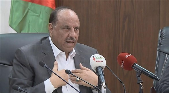 وزير الداخلية الأردنية سلامة حماد (أرشيف)