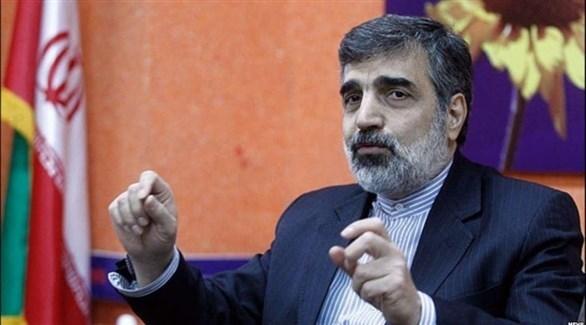 المتحدث باسم منظمة الطاقة الذرية الإيرانية، بهروز كمالوندى (أرشيف)