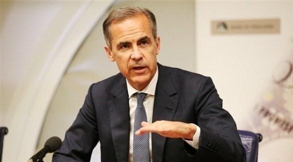 محافظ بنك إنجلترا المركزي مارك كارني (أرشيف)