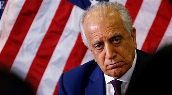 المبعوث الأمريكي الخاص إلى أفغانستان زلماي خليل زاد (أرشيف)