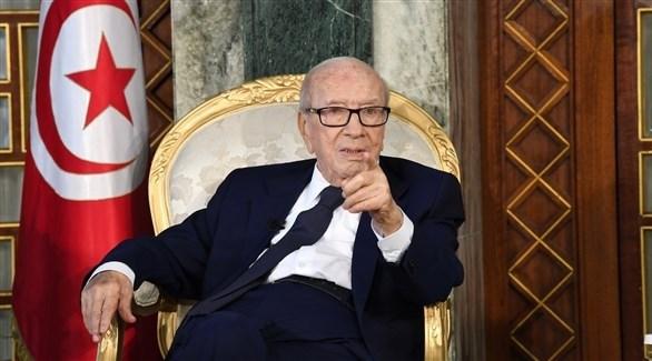 لرئيس التونسي الباجي قايد السبسي (الرئاسة التونسية)
