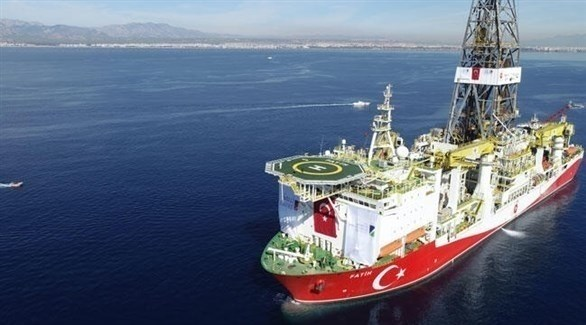 سفينة تركيا وسط البحار (أرشيف)