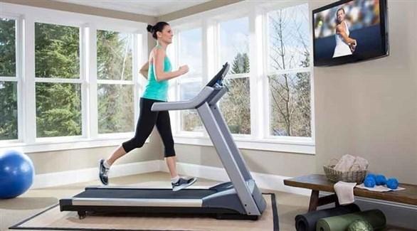 التمارين 3 مرات في الأسبوع تخفّض الألم بنسبة 20 بالمائة (تعبيرية)