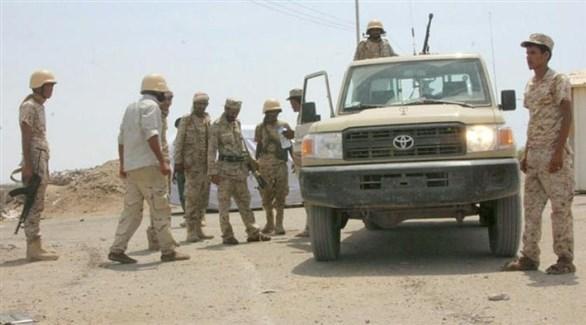 عناصر من قوات الحزام الأمني (أرشيف)