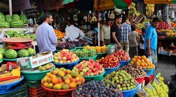 سوق فلسطيني (أرشيف)