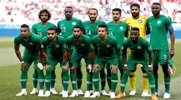 المنتخب السعودي لكرة القدم (أرشيف)