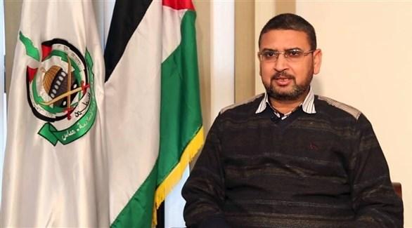 المتحدث باسم حركة حماس سامي أبوزهري (أرشيف)