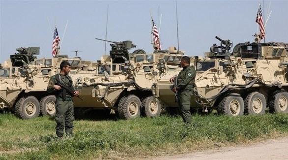 قوات أمريكية في شمال سوريا (أرشيف)