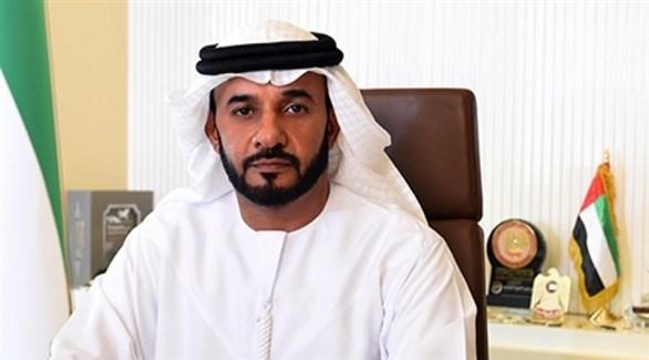 مدير عام الهيئة الوطنية لإدارة الطوارئ والأزمات والكوارث عبيد راشد الحصان الشامسي (وام)