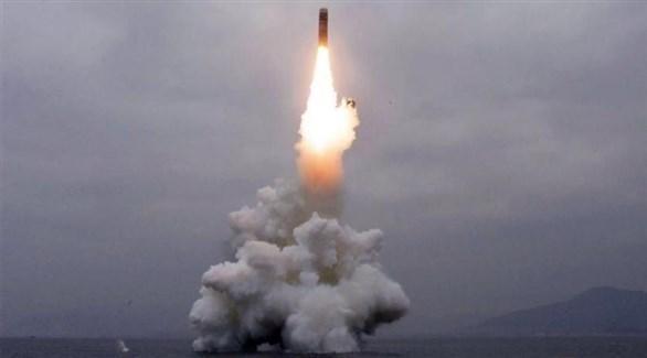 تجارب كوريا الشمالية الصاروخية (أرشيف)