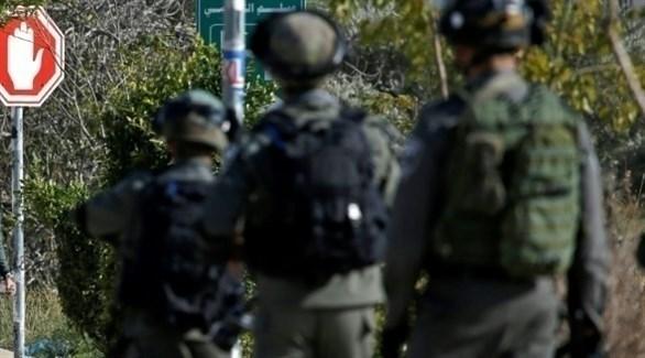 جنود إسرائيليون خلال تمشيط المنطقة (i24news الإسرائيلي)