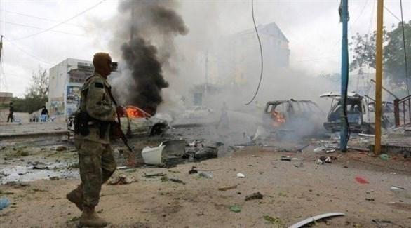 انفجار سيارة مفخخة في كينيا (أرشيف)