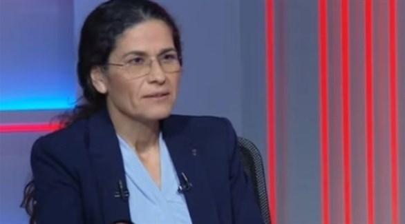 القيادة الكردية إلهام أحمد (أرشيف)