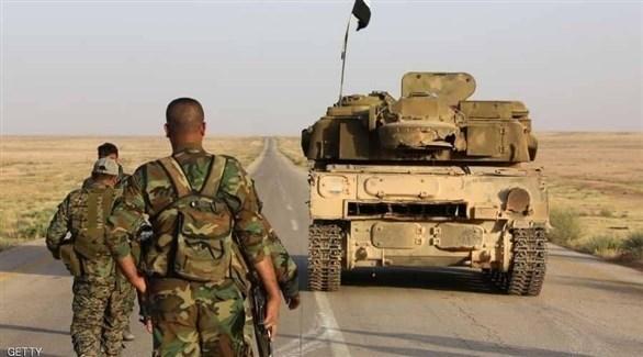 قوات حكومية سورية (أرشيف)