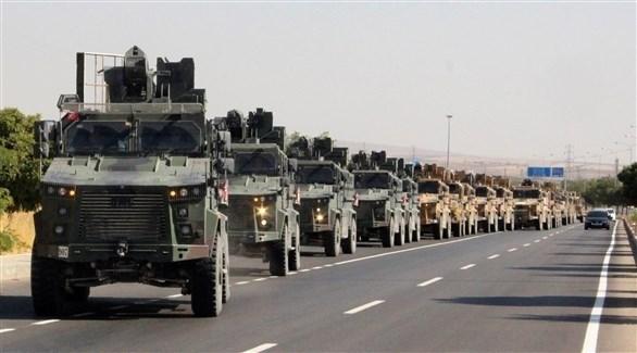 قوات تركية في سوريا (أرشيف)