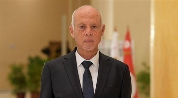 قيس سعيّد يفوز برئاسة تونس (أرشيف)