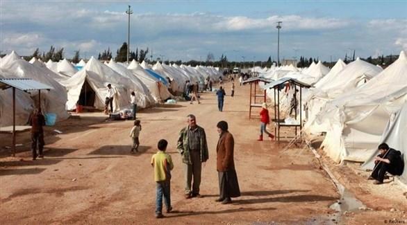 لاجؤون في مخيم الزعتري الأردني (أرشيف)