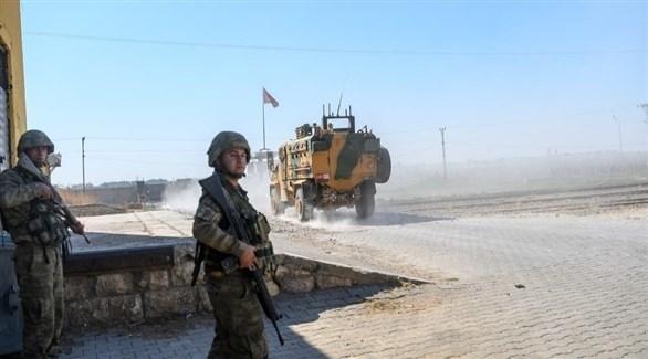 قوات تركية شمال شرق سوريا (أرشيف)