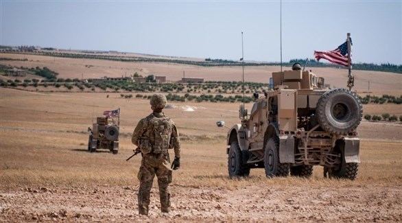عسكريون أمريكيون في سوريا (أرشيف)