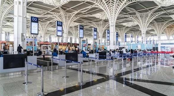 مطار جدة الدولي (أرشيف)