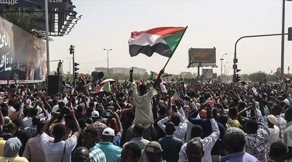 نتيجة بحث الصور عن تظاهرات في السودان تطالب بحل الحزب الحاكم السابق