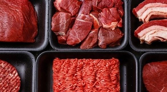 لا للإفراط في أكل اللحوم الحمراء والدهون الصلبة (تعبيرية)