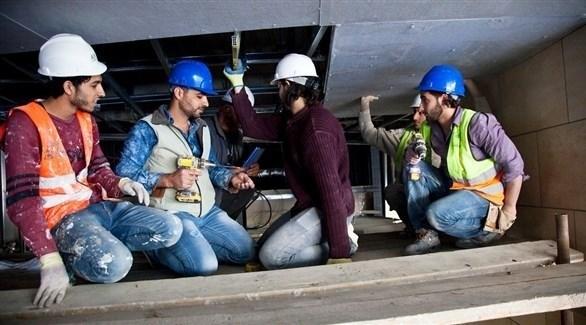 العمالة السورية اللاجئة تلقى رواجاً