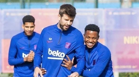 برشلونة مليون يورو مكافآت للاعبين
