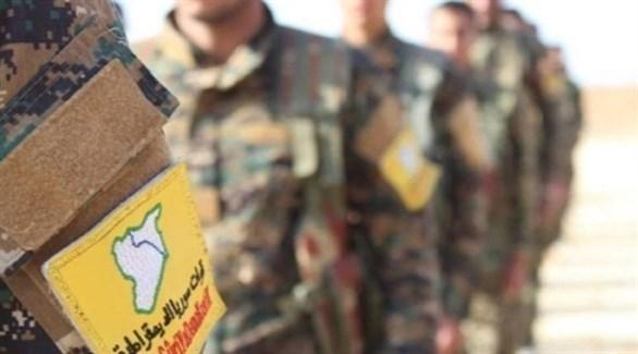 الأكراد يؤكدون استهداف تركي لأحد