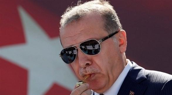 الرئيس التركي رجب طيب أردوغان (أرشيفية)