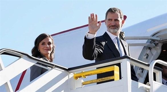 اسبانيا زيارة تاريخية هافانا ذكرى 201911101239432805W.
