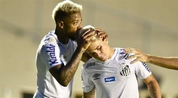 الدوري البرازيلي: سانتوس يقسو غوياس 20191110124539327OT.