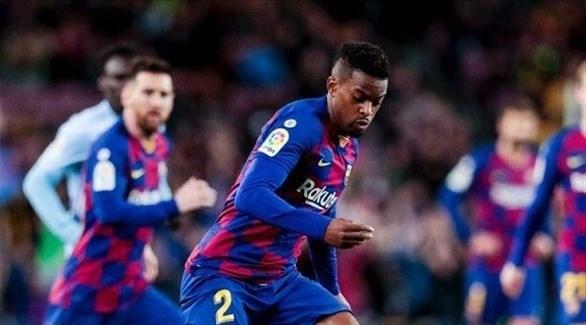 برشلونة يعلن فترة غياب سيميدو 201911101543351862Z.