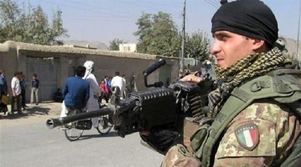 جندي إيطالي في العراق (أرشيف)