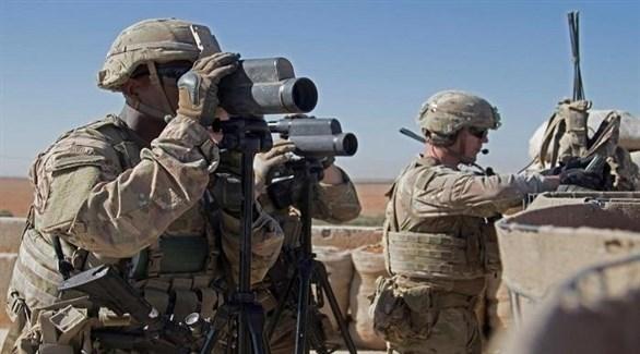 جنود أمريكيون في سوريا (أرشيف)