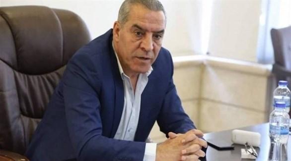 عضو اللجنة المركزية لحركة فتح حسين الشيخ (أرشيف)