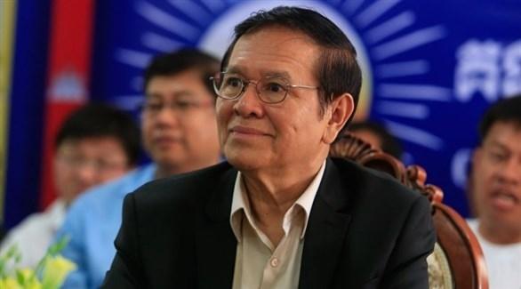 المعارض الكمبودي كام سو خا (أرشيف)