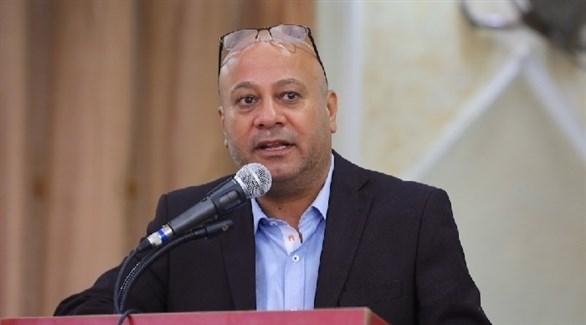 عضو اللجنة التنفيذية لمنظمة التحرير رئيس دائرة شؤون اللاجئين أحمد أبو هولي (أرشيف)