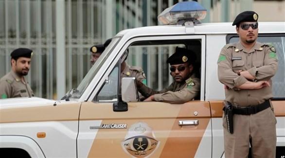 عناصر من قوات الأمن السعودية (أرشيف)