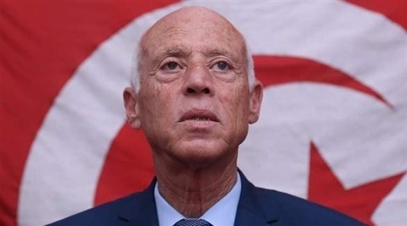 الرئيس التونسي قيس سعيد (أ ب)