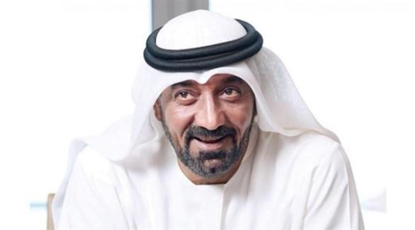 الشيخ أحمد بن سعيد آل مكتوم (أرشيف)