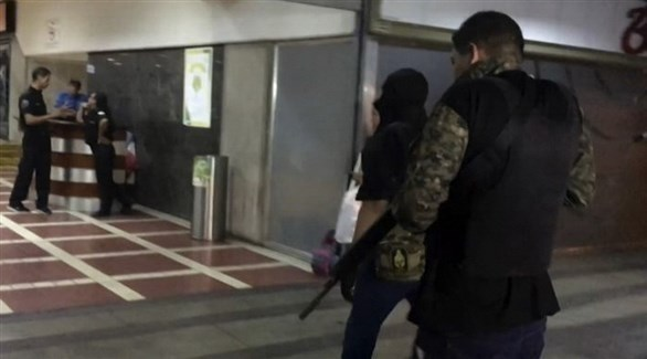 اقتحام مسلحون لمقر حزب غوايدو بفنزويلا (أرشيف)