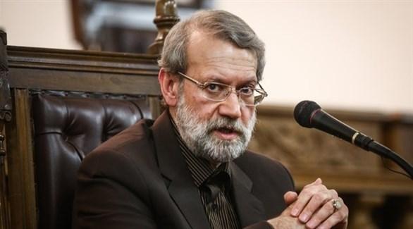 رئيس البرلمان الإيراني علي لاريجاني (أرشيف)