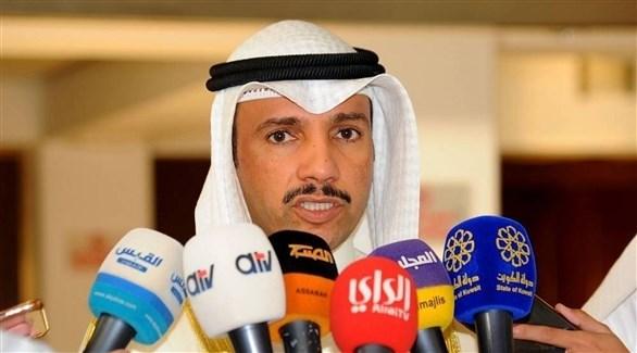 رئيس مجلس الأمة الكويتي مرزوق الغانم (أرشيف)