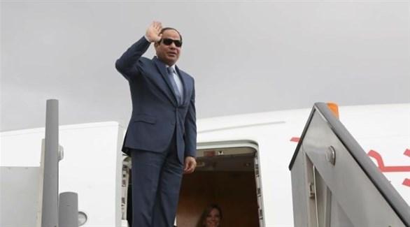 الرئيس المصري عبد الفتاح السيسي (أرشيف)