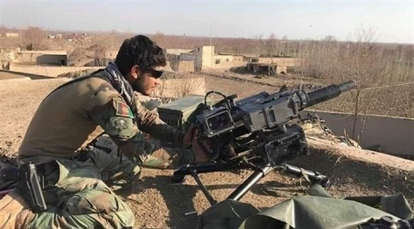 جندي من القوات الخاصة الأفغانية (أرشيف)