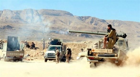 جنود من قوات الجيش الوطني اليمني (أرشيف)