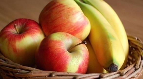 مؤشر السكر للموز والتفاح اقل من 55 (تعبيرية)